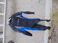 Scubapro Semi Dry Neoprene Wet Suit for Sale   Scu