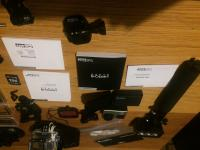 Go pro 4 Black 4K with wide range of accesories