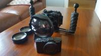 Sony RX100 Mk2 Camera and UW housing