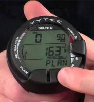 Suunto Vytech DS computer serial number 647750