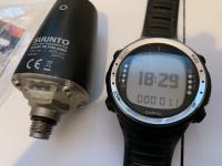 Suunto d4i with Transmitter
