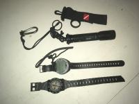 Sunto Viper + compass+prolight torch