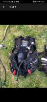 Full Mares dive set everything needed