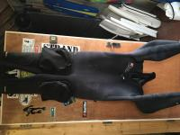 Northern diver dry suit